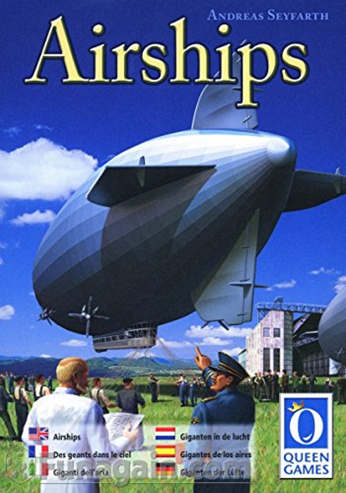 Games Airships