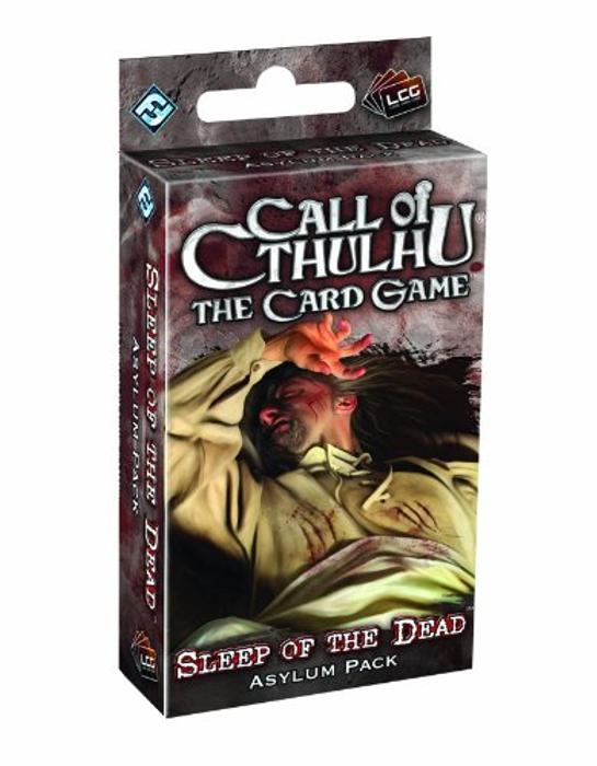 Call of Cthulhu: The Card Game - Sleep of the Dead Asylum Pack