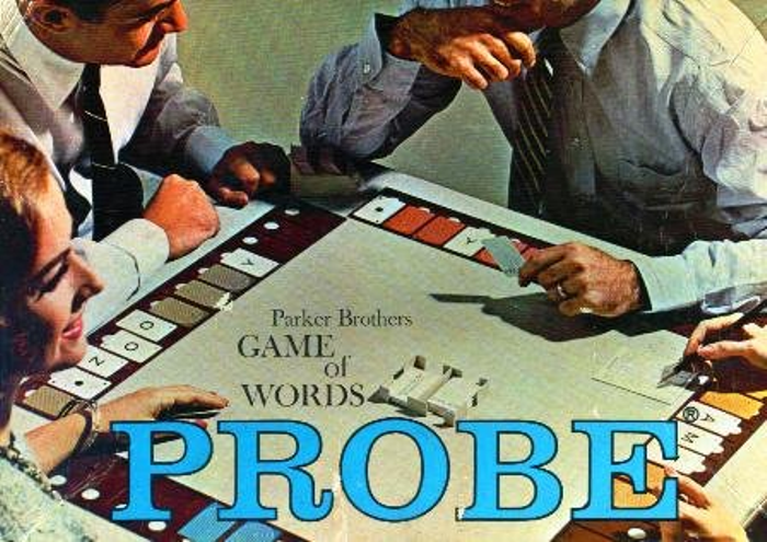 Probe;  Game of Words (1964 Edition)