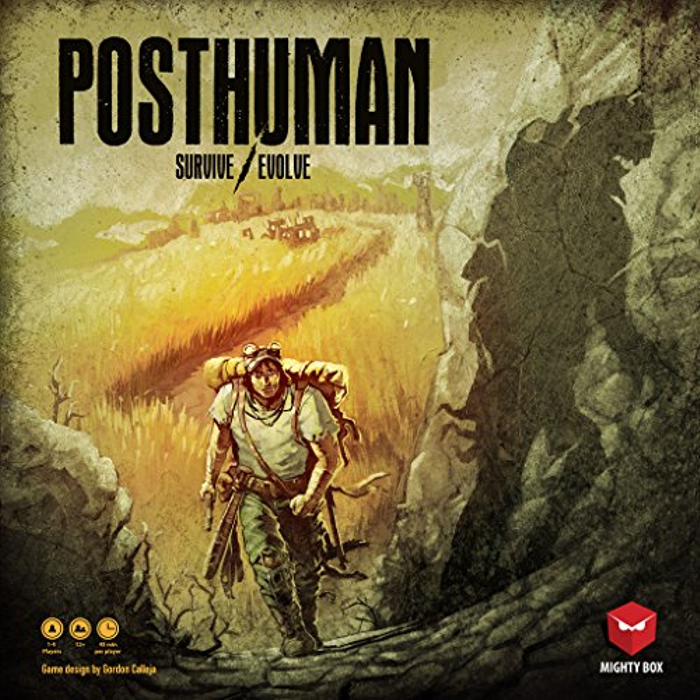 Posthuman Survive/Evolve
