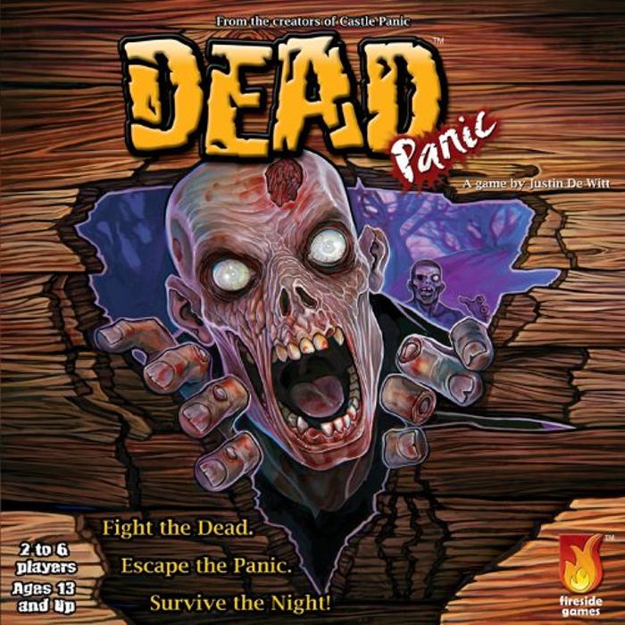 Fireside Games Dead Panic Board Game