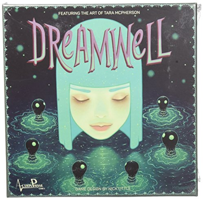 Action Phase Games Dreamwell Board Game