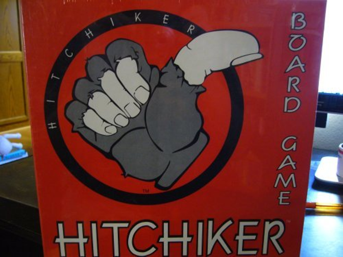 HITCHIKER BOARD GAME (Hitchhiker)