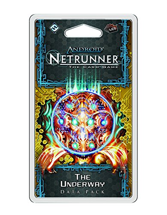 Android: Netrunner The Card Game - The Underway Data Pack