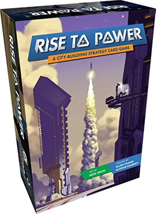 Rise to Power Card Game