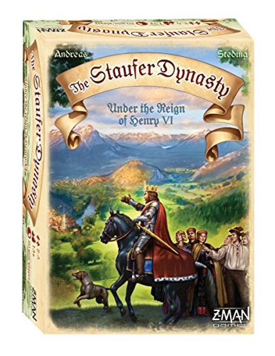 The Staufer Dynasty