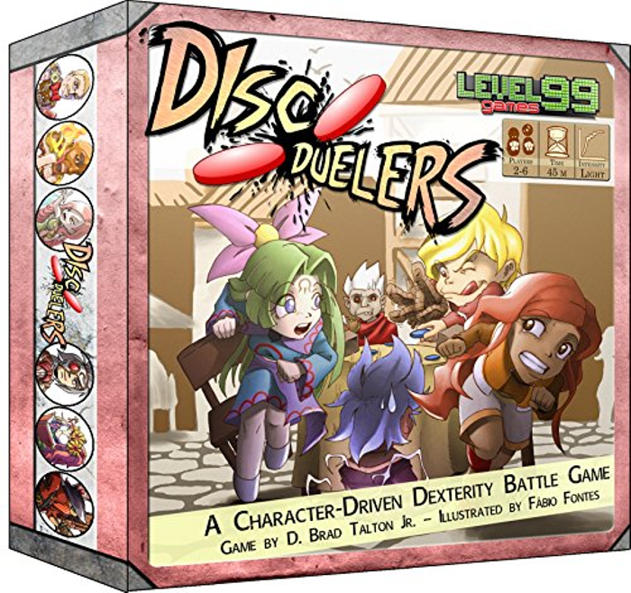Disc Duelers
