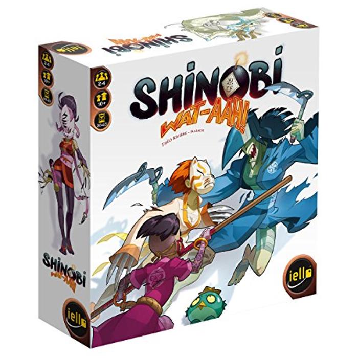 Shinobi WAT-AAH!