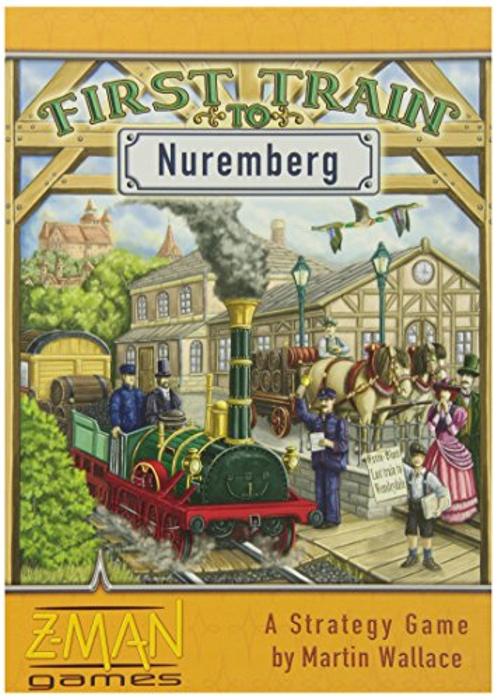 First Train To Nuremberg