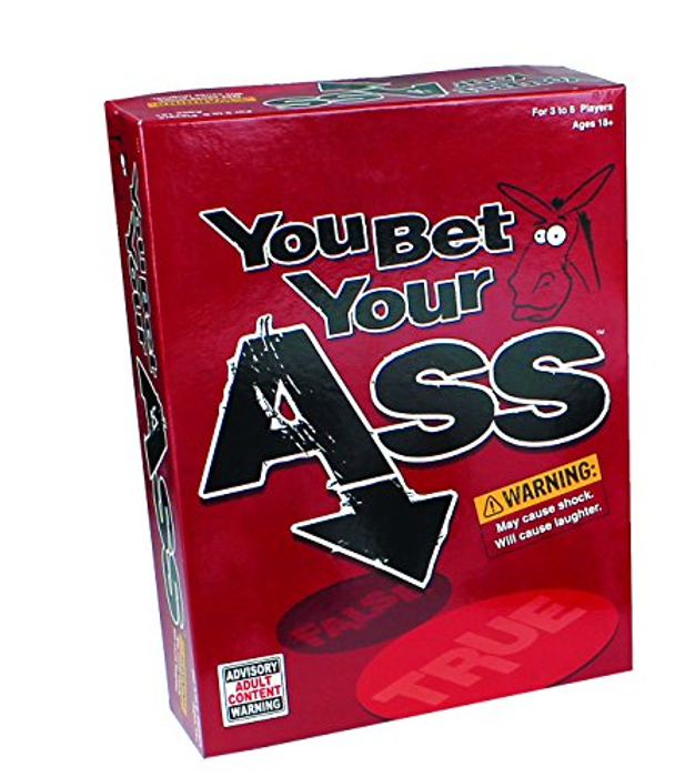 Spunk Wurks You Bet Your Ass Board Game