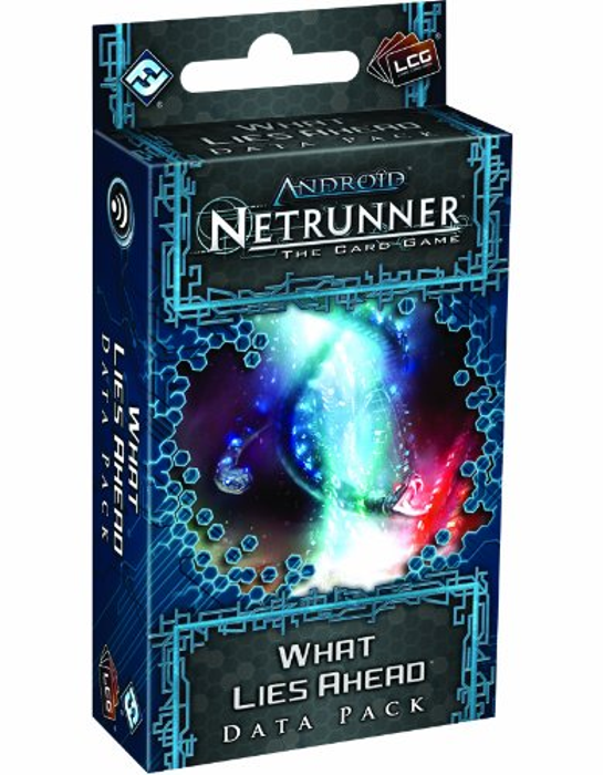Android: Netrunner - What Lies Ahead Data Pack
