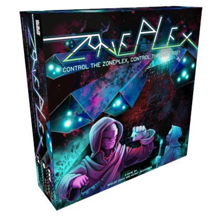 Zoneplex Board Game