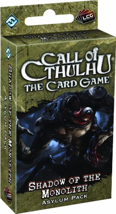 Call of Cthulhu: The Card Game - Shadow of the Monolith Asylum Pack