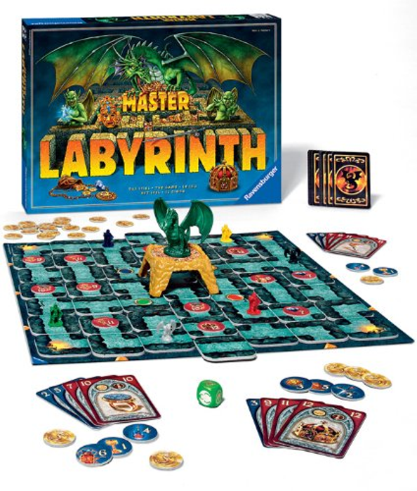Master Labyrinth - Family Game