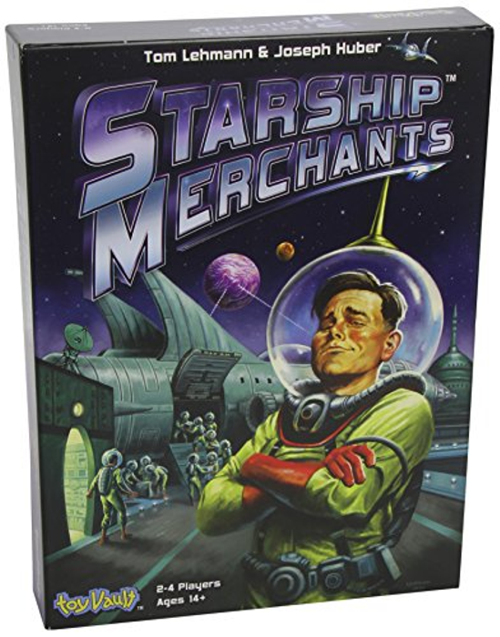 Toy Vault Starship Merchants