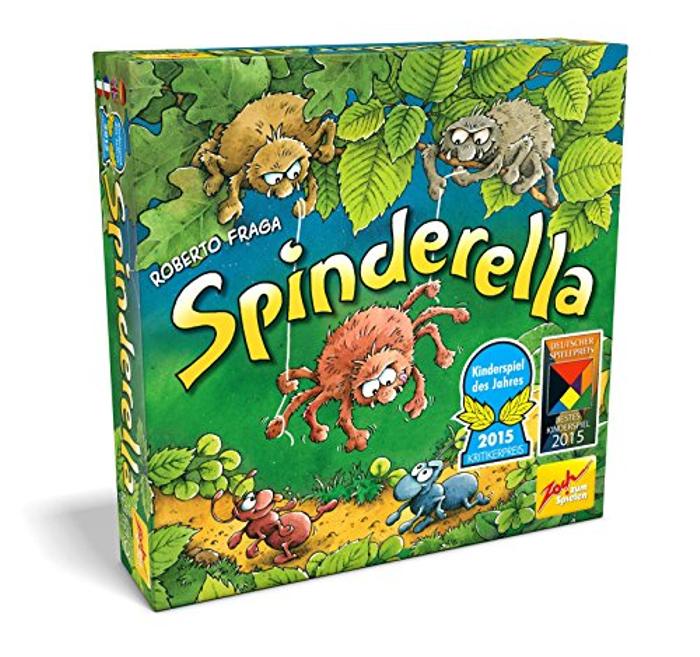 Zoch Verlag GmbH Spinderella Board Game