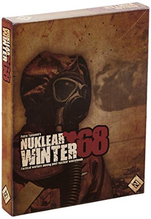LNL: Nuklear Winter '68 Board Game