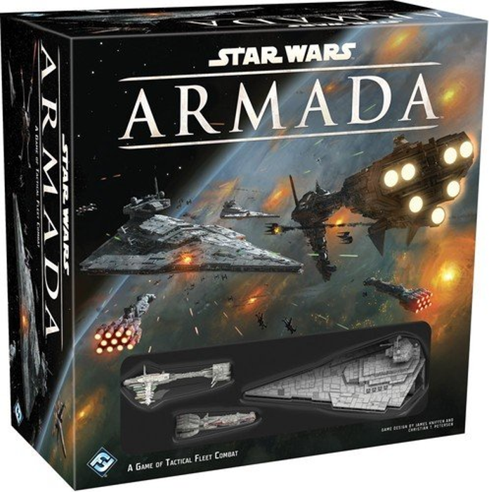 Fantasy Flight Games Star Wars Armada Game
