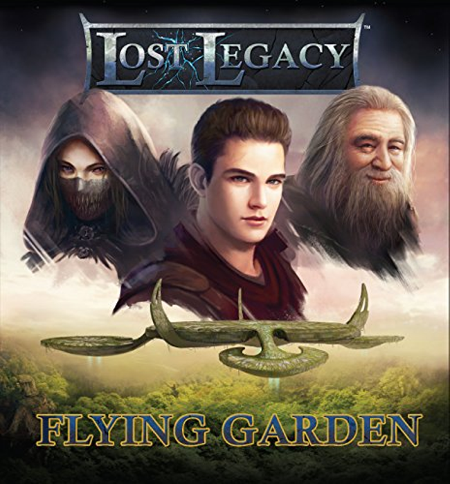 AEG Lost Legacy 2 Flying Garden Game