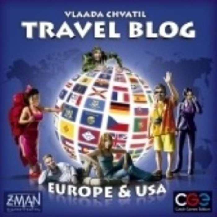 Z-Man Games Travel Blog: Europe And Usa