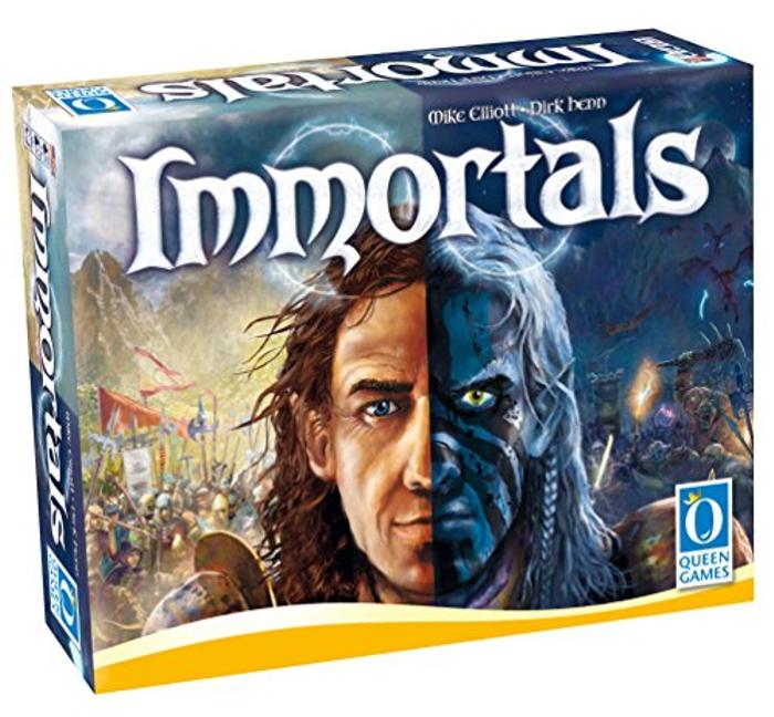 Immortals - Strategy Board Game