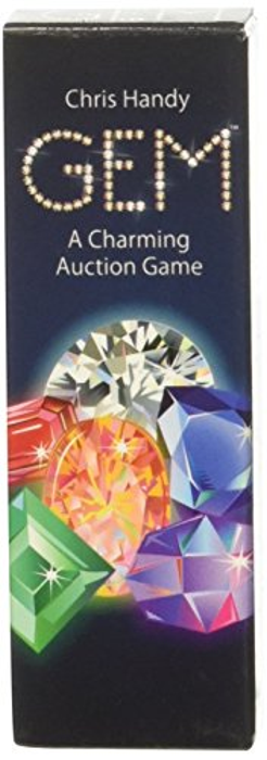Gem: A Charming Auction Game