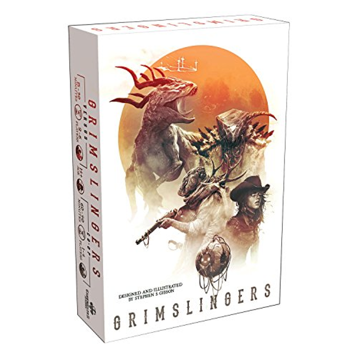 Grimslingers (Core) Board Game