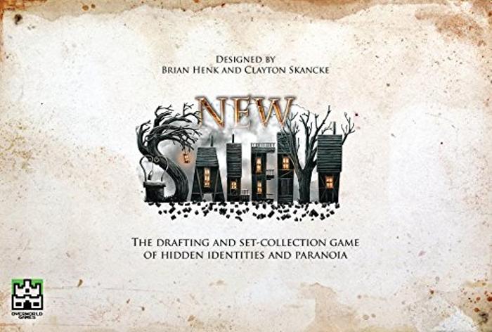 New Salem Card Game