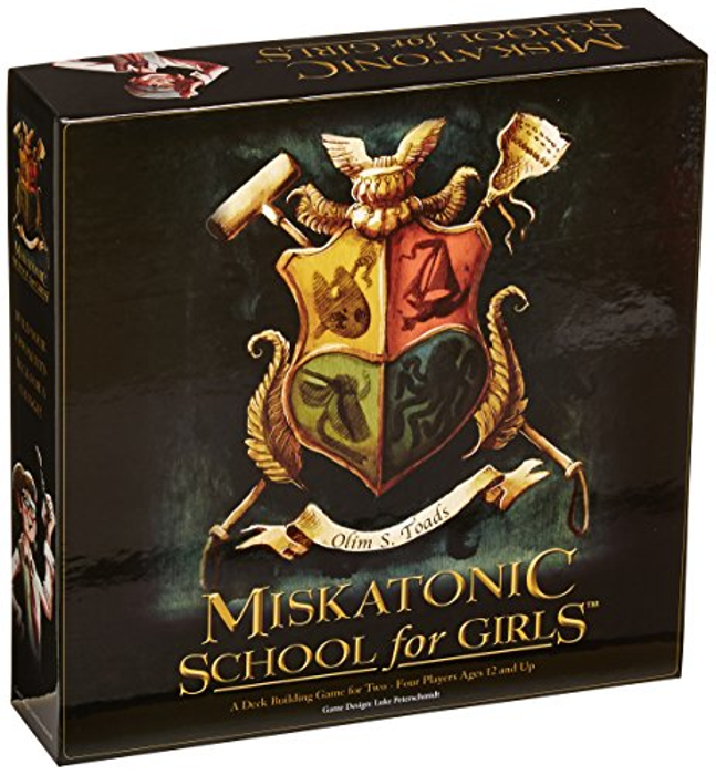Fun to 11 Miskatonic School for Girls Game