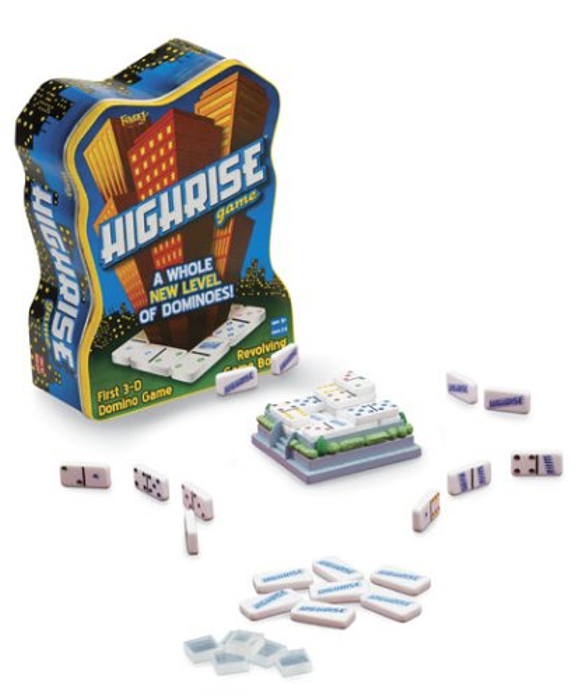 High Rise Dominoes