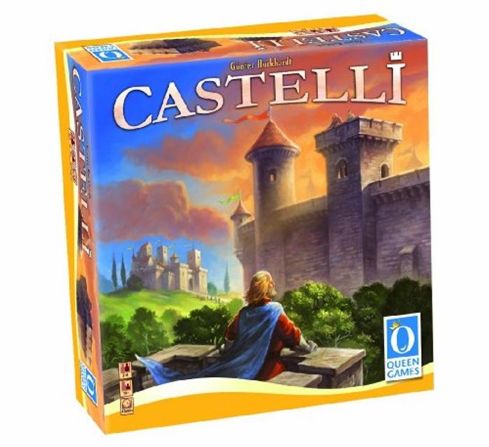 Queen Games Castelli Board Game