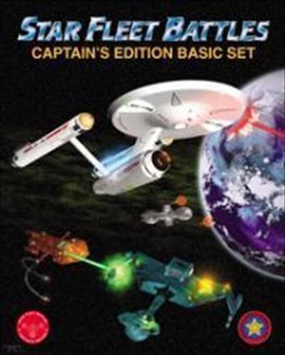 Star Fleet Battles Basic Set ADB 5501