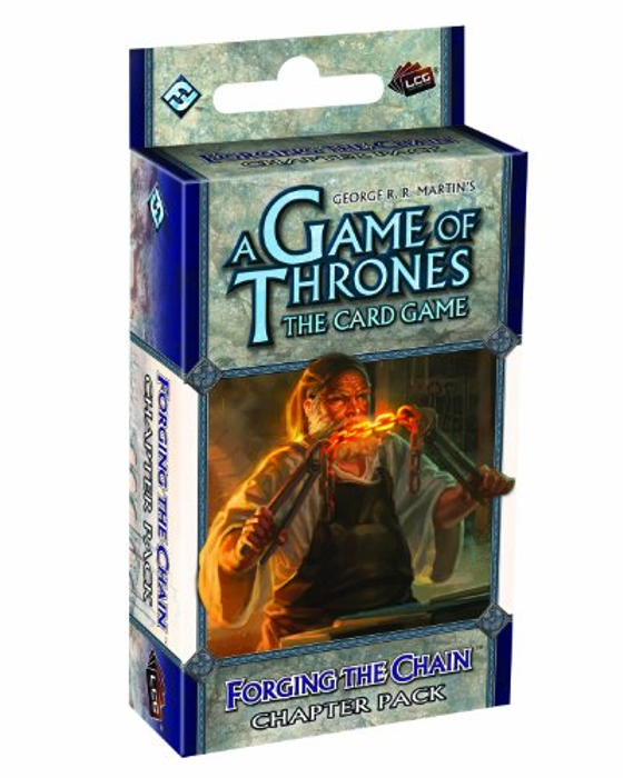 A Game of Thrones: The Card Game - Forging the Chain Chapter Pack