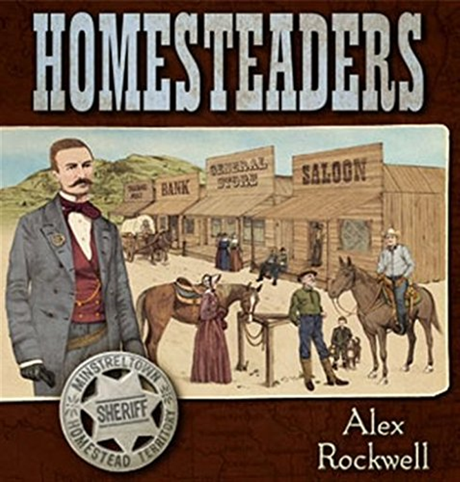 Homesteaders Second Edition