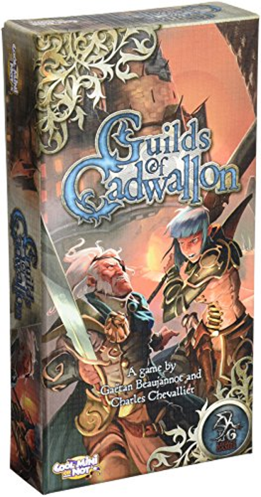 Guilds of Cadwallon Board Game