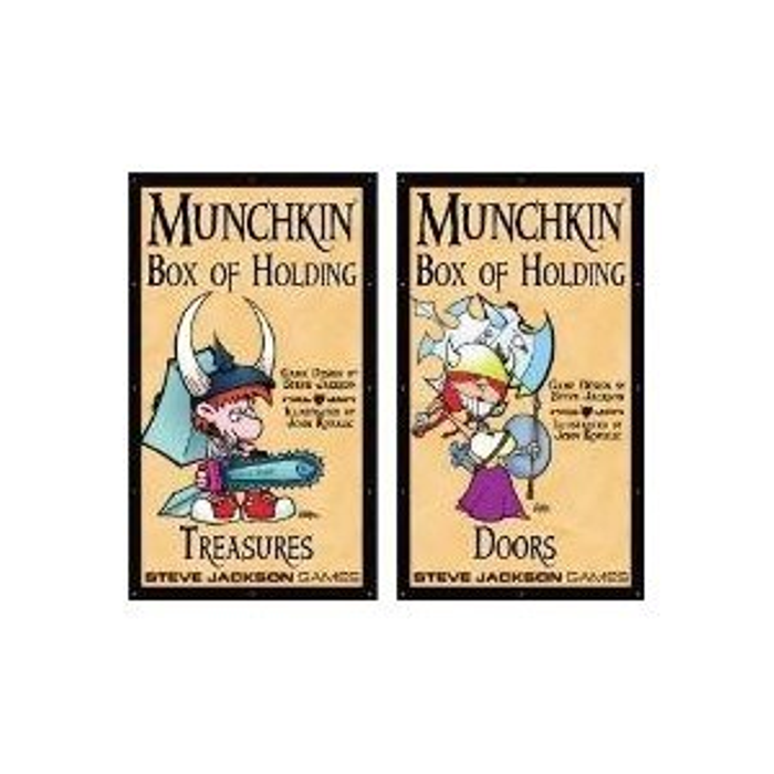 Munchkin Boxes Of Holding - Doors And Treasures