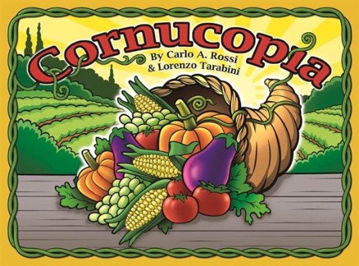 Cornucopia by Gryphon Games