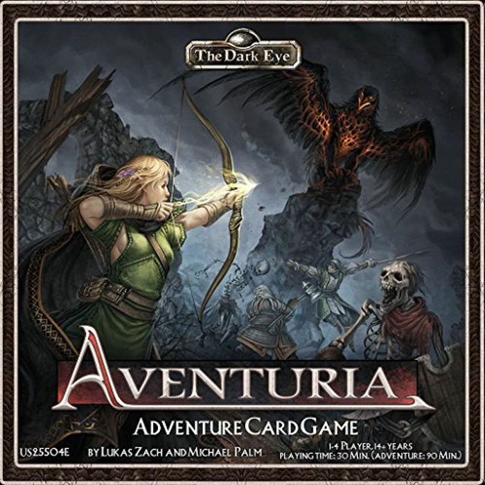The Dark Eye: Aventuria Adventure Card Game