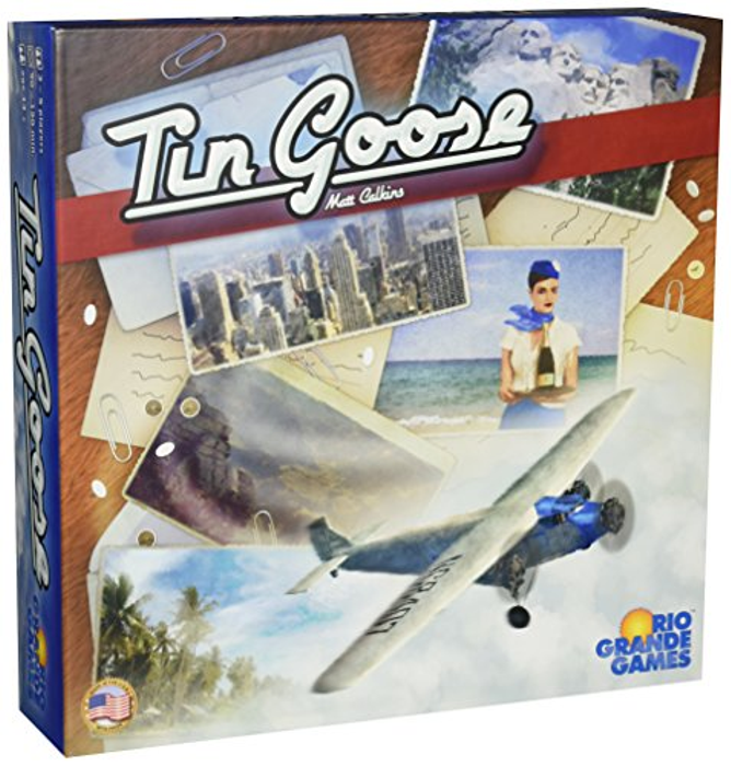 Tin Goose Board Game
