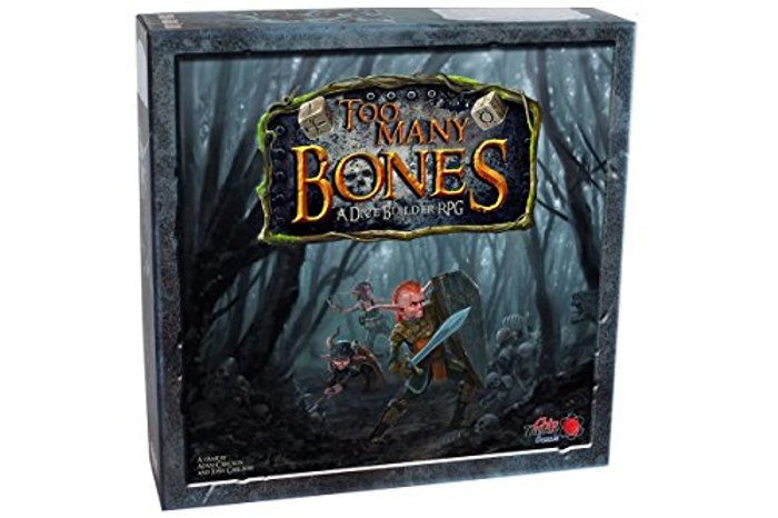 Too Many Bones (3rd Edition)