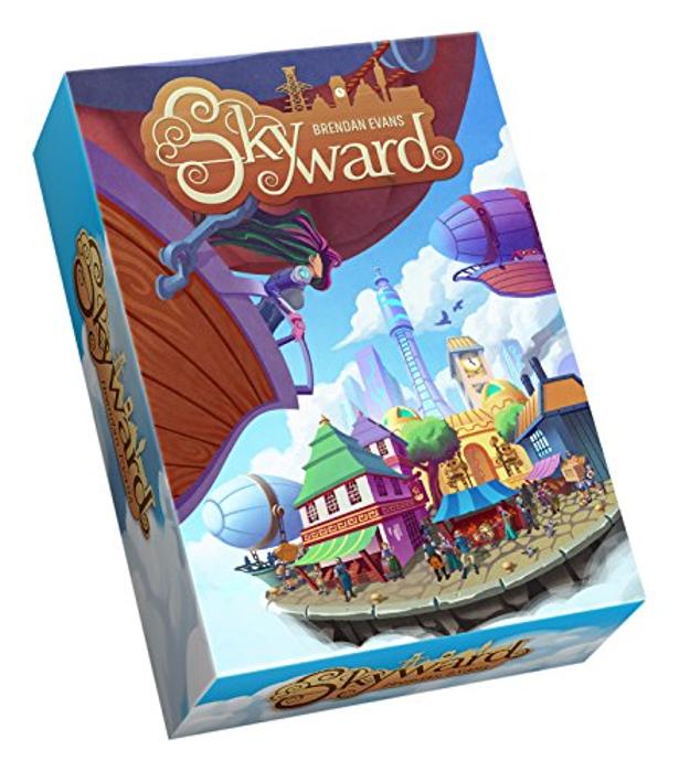 Skyward Card Drafting Game