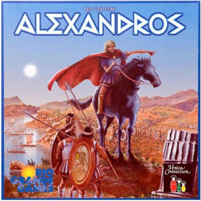 Games Alexandros