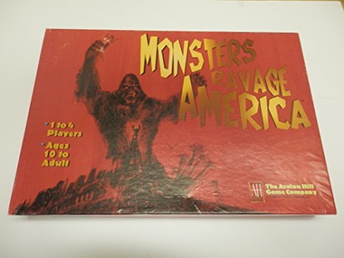 Monsters Ravage America