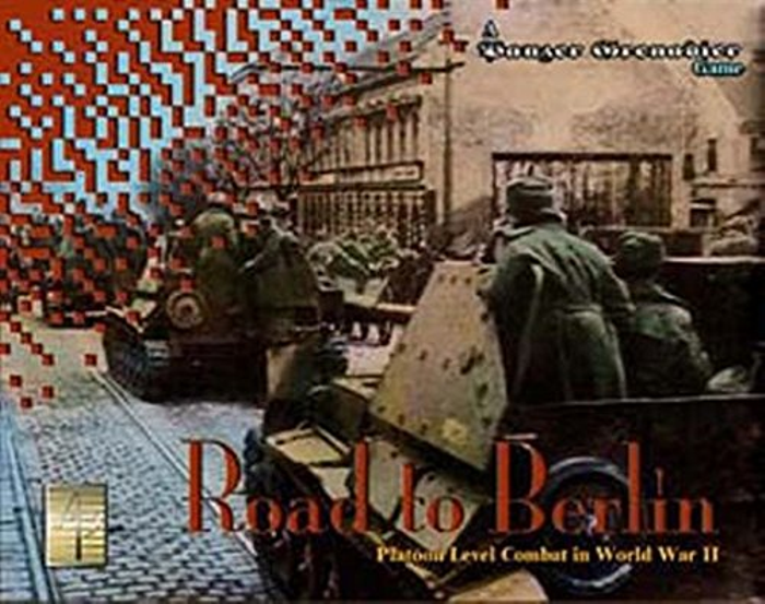 Panzer Grenadier: Road To Berlin | Board Game Atlas