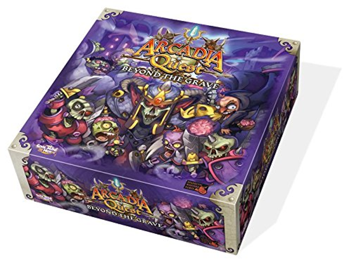 Arcadia Quest: Beyond The Grave Campaign