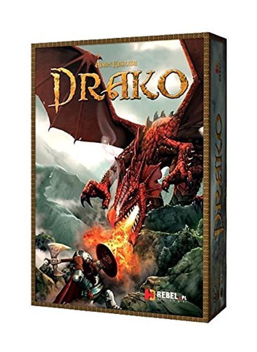 Drako Board Game