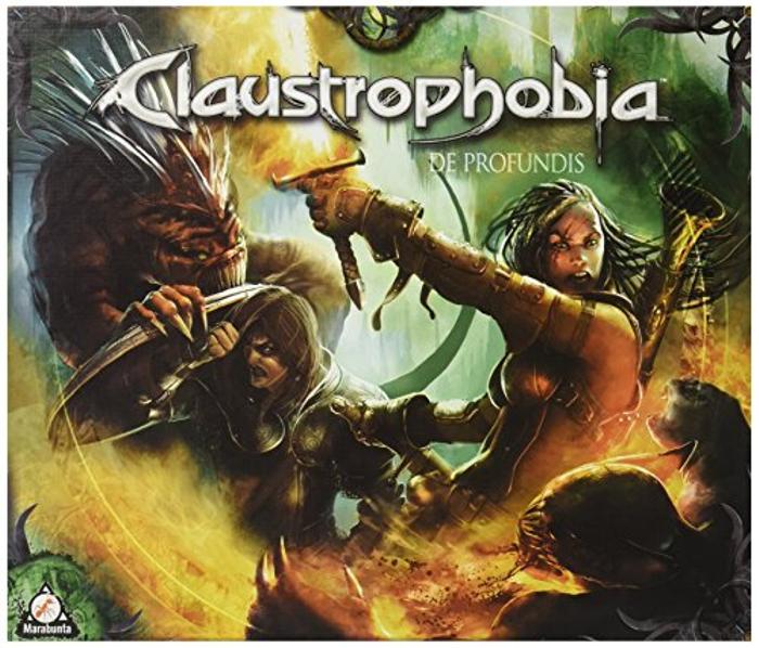 Claustrophobia De Profundis