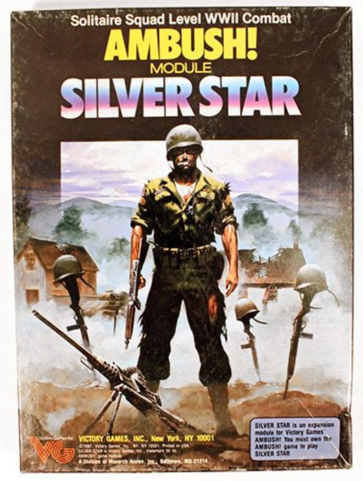 Silver Star: An Ambush! Module