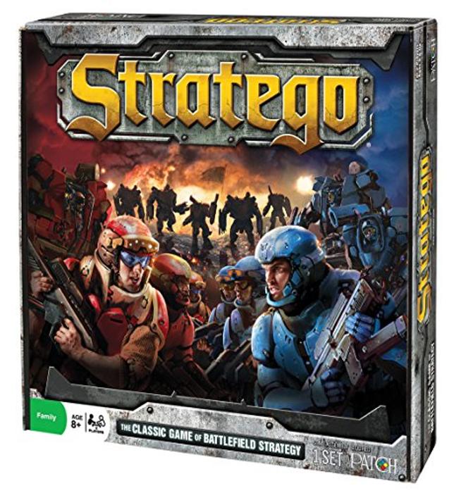 PlayMonster Stratego Board Game