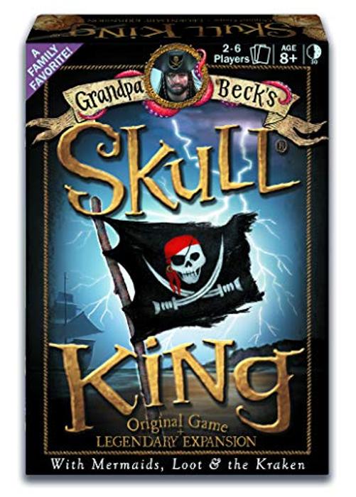 Grandpa Beck's Skull King: The Original Game + Legendary Expansion